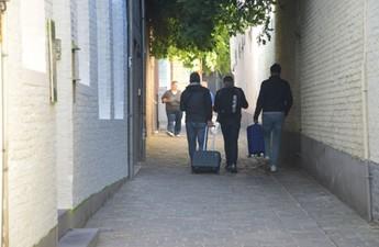 Heel wat toeristen die naar Brugge komen, verblijven in een vakantiewoning. FOTO: MVN