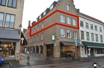 Appartement te huur in Brugge