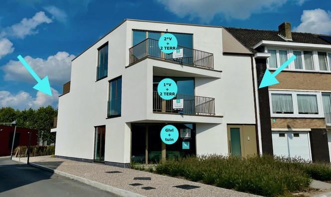 Appartement te koop in Sint-Kruis