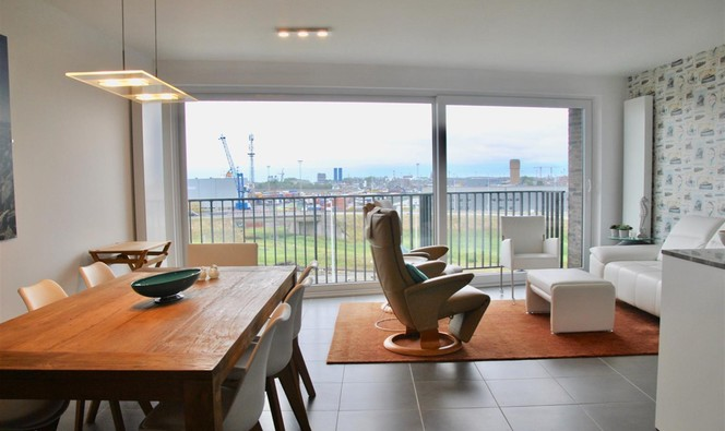Appartement te koop in Zeebrugge