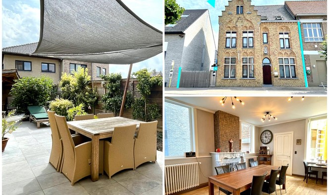 Charmant huis te koop in Zuienkerke