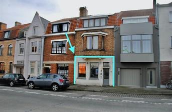 Commercieel gelijkvloers te huur in Brugge