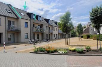 Dakappartement te huur in Brugge