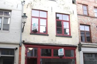 Gebouw voor gemengd gebruik te huur in Brugge