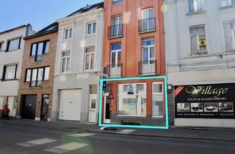 Gelijkvloerse verdieping te koop in Blankenberge
