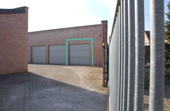 Gesloten garagebox te huur in Brugge