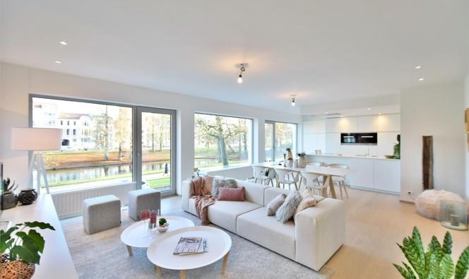 Uitzonderlijk appartement te koop in Brugge