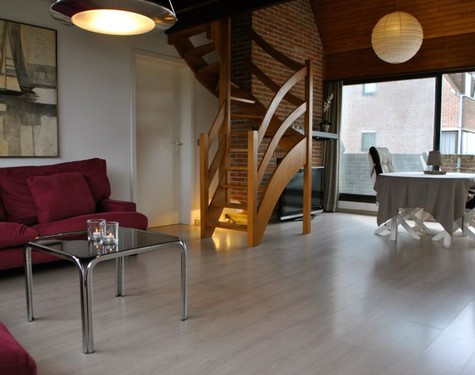 Restyling appartement Brugge